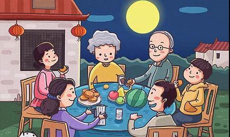 有一种幸福,叫中秋节公司发福利!!!