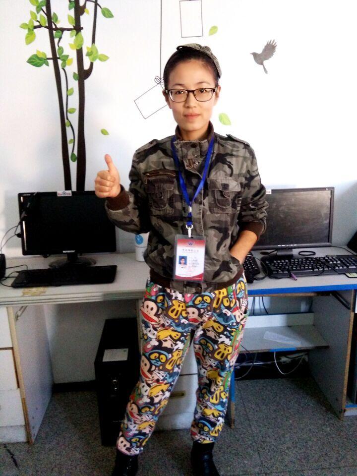 2019年9月运维部业绩冠军—张志娇